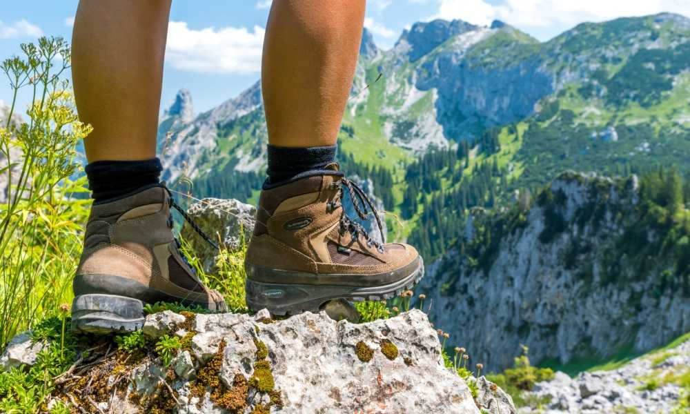 How to Break in Hiking Boots Fast
